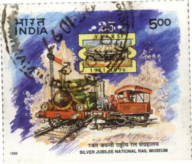 IRFCA] Indian Railways in Postal Stamps