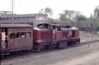 Narrow Gauge Museum, Nagpur, ZDM-2, 136, Indian Railways, Indian, Railways, India, Railway, IRFCA, loco, locomotive, engine, trains, train engine